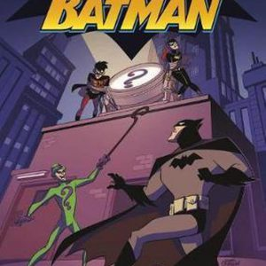 Batman and the Ultimate Riddle