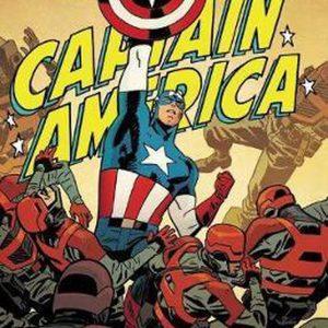 Captain America By Waid & Samnee