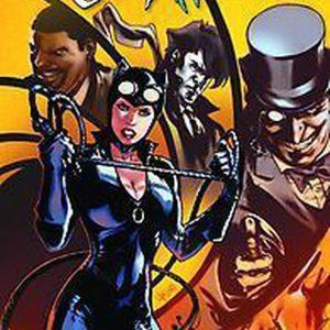 Catwoman Vol. 4 Gotham Underground (The New 52)