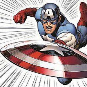 Marvel Universe Captain America