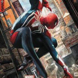 Marvel's Spider-man Poster Book