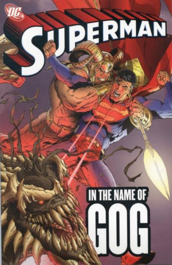 Superman In The Name Of Gog TP