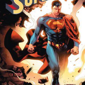 Superman: The Rebirth Deluxe Edition