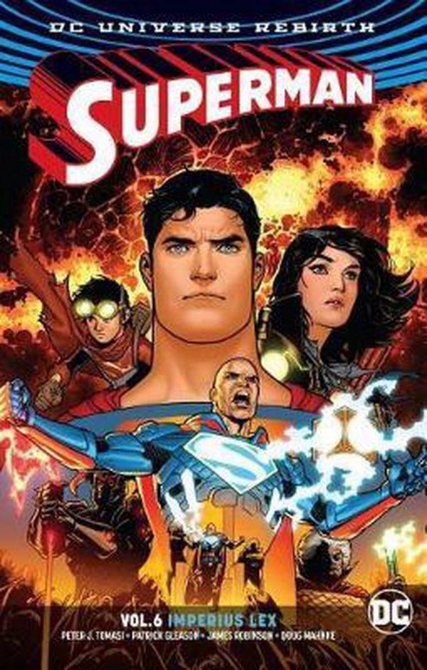 Superman Volum e6