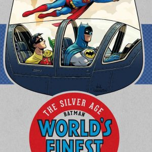 Batman and Superman in World's Finest