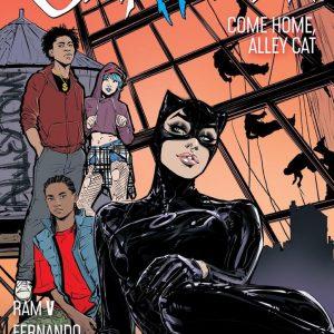 Catwoman Vol. 4