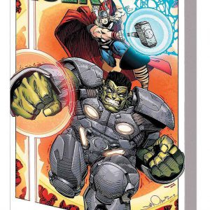 Indestructible Hulk By Mark Waid