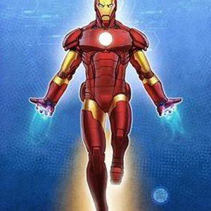 Iron Man Legacy - War Of The Iron Men