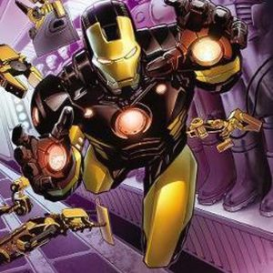 Iron Man Volume 1