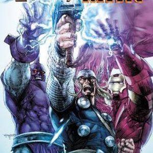 Thor/iron Man