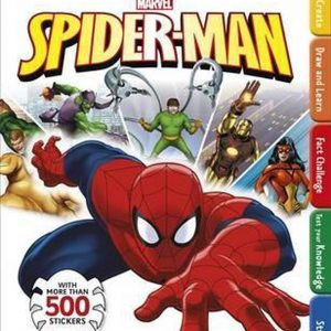 Marvel Spider-Man Ultimate Factivity Collection