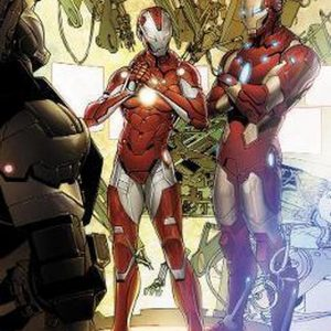 Invincible Iron Man Volume 6